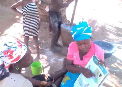 Netting Malária changing health lifestyles