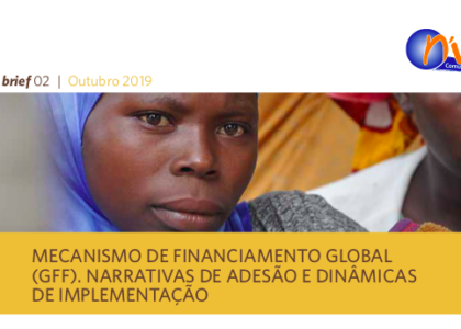 GLOBAL FINANCING FACILITY (GFF): NARRATIVES OF ADHERENCE AND IMPLEMENTATION DYNAMICS
